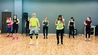 Beat D Road - Mysta Lyon - Zumba ® Fitness Choreo by Nichol & Iuliu