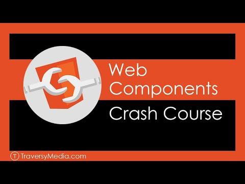 Web Components Crash Course