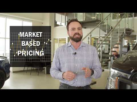 Now You Know // Market Based Pricing at Capital Ford