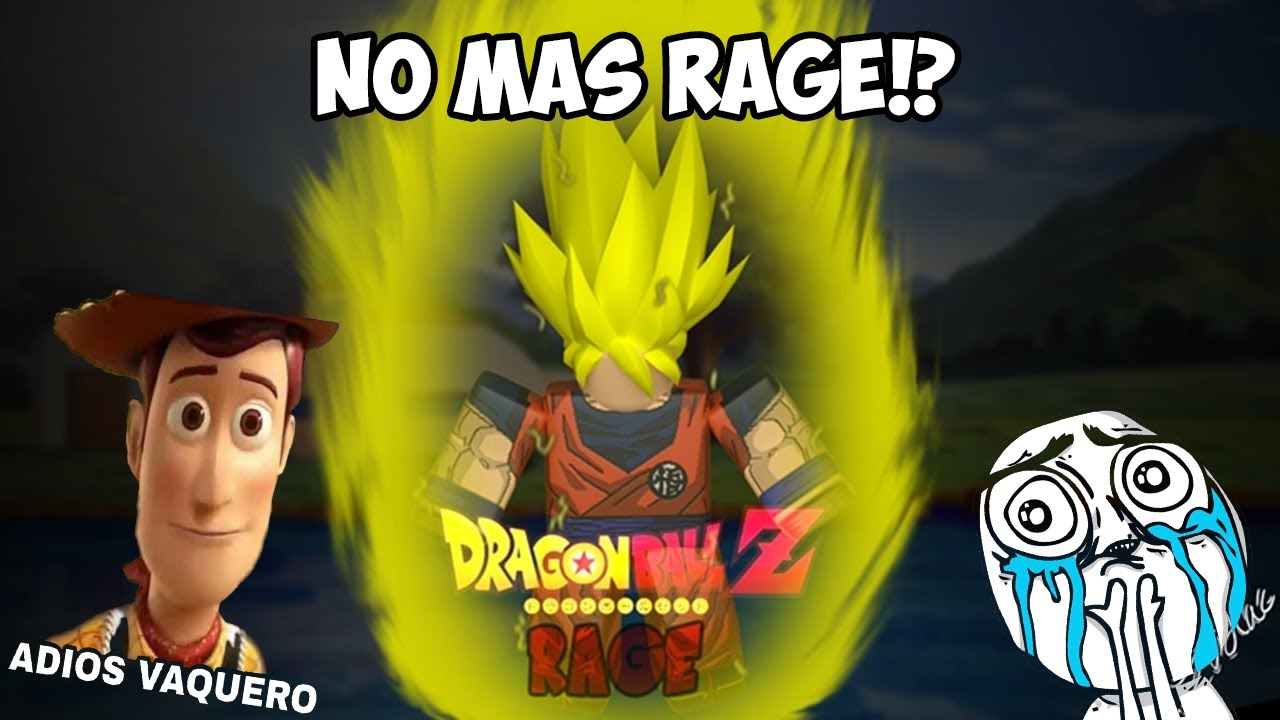 Me Banearon de DRAGON BALL RAGE - NUNCA HAGAS ESTO!