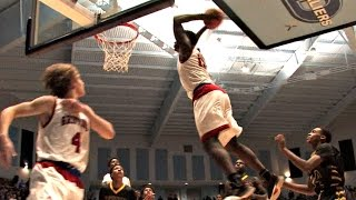 Zion Williamson BEST PLAYS from 2016 Holiday Tournaments