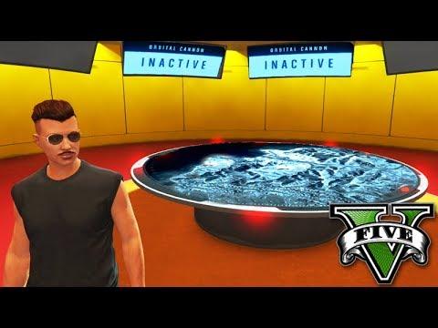 GTA V Online: O GRANDE COMPLEXO ESPACIAL!!! - NOVA DLC (The Doomsday Heist)