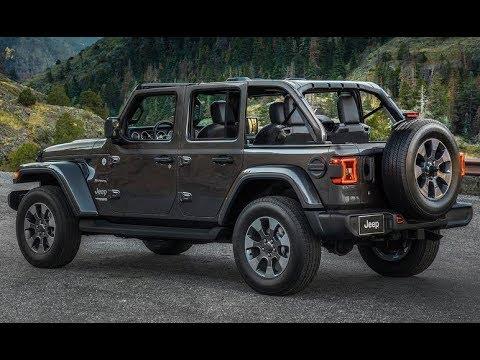 2018 jeep wrangler sahara interior exterior and drive. Black Bedroom Furniture Sets. Home Design Ideas