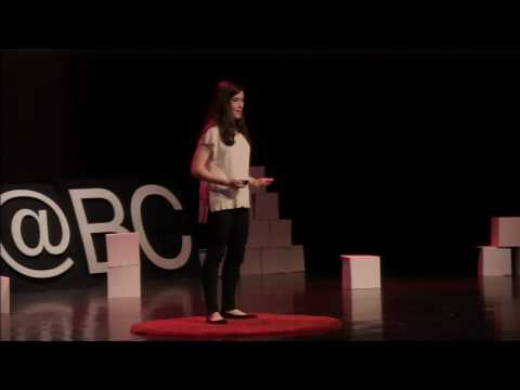 Conquering the Gender Gap in S.T.E.M | Rebecca Baron | TEDxKids@BC
