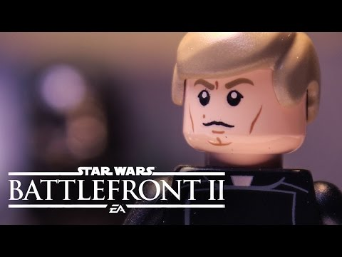 Lego Star Wars Battlefront 2 Trailer ft. Ser Eathan