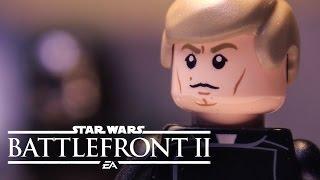 Lego Star Wars Battlefront 2 Trailer ft. Ser Eathan