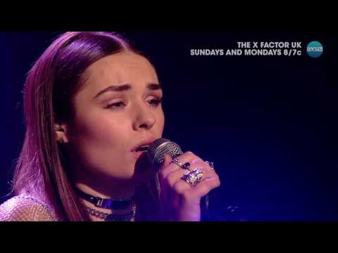 Sam Lavery belts out a classic with Girls Aloud cover - The X Factor UK on AXS TV