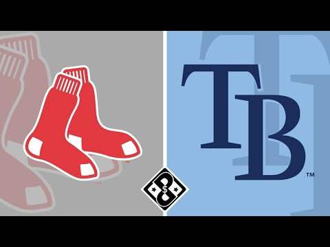 Boston Red Sox at Tampa Bay Rays - Tuesday 8/4/20 - MLB Picks & Free Betting Predictions