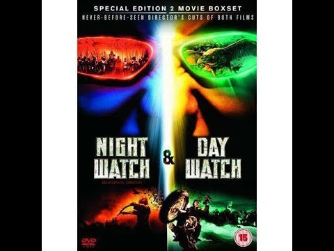 Movie Review : Night Watch And Day Watch