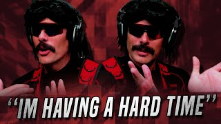 DrDisrespect OPENS UP ABOUT HIS BAN