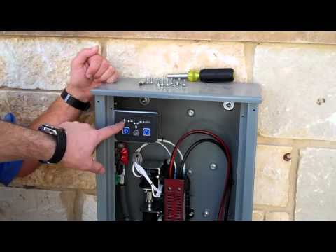 kohler 14kw natural gas backup generator system overview youtube 3 Phase Generator Wiring Diagram