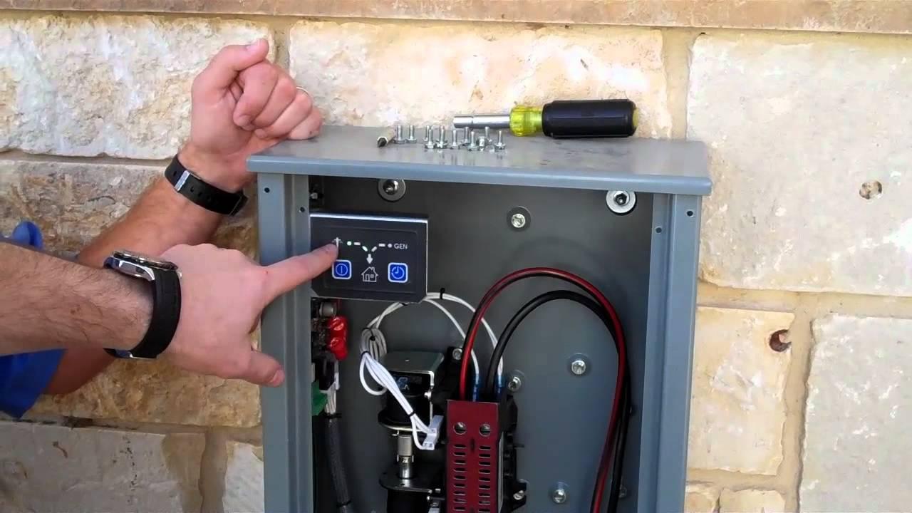 Kohler 14kW Natural Gas Backup Generator System Overview  YouTube