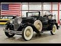 1929 Marmon Model 68 Dark Green