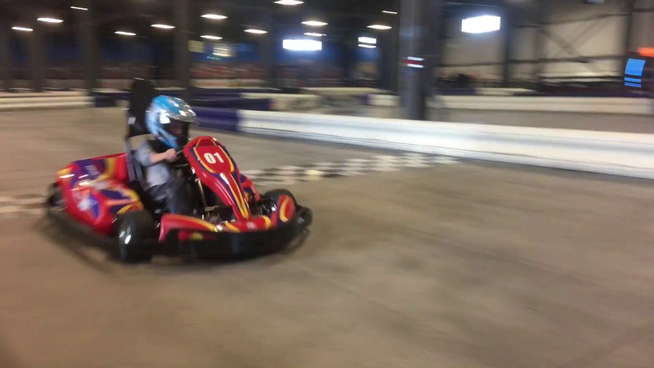 Go Karts Colorado Springs >> Overdrive Raceway Colorado Springs 10 25 2016 Youtube