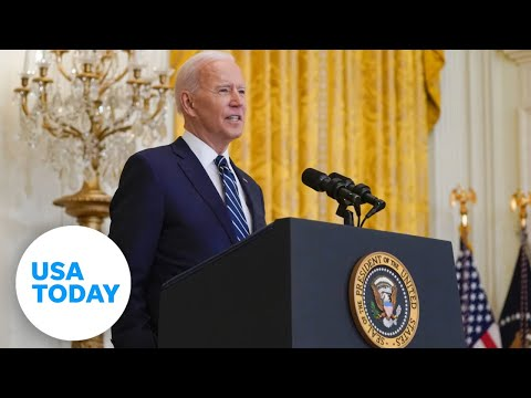 See what Biden says about a second term   USA TODAY