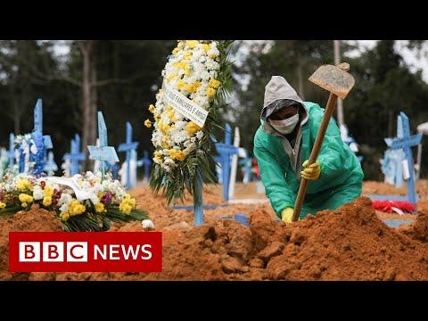 Covid-19 Death Toll Passes 500,000 Worldwide - BBC News
