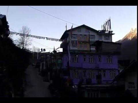 Lachung, North Sikkim - Most Picturesque Village of Sikkim - Gateway of Yumthang & Zero Point