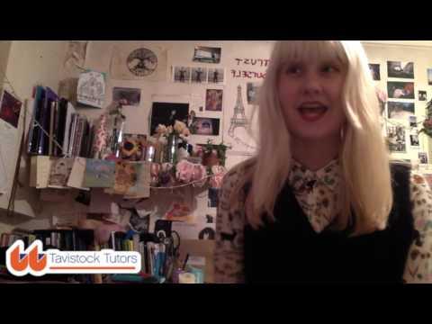 Watch Jessica A | Creative Writing Tutor London | Tavistock Tutors