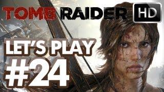 Tomb Raider 2013 - Let's play [FR] Episode #24 [PS3-HD] Lara c'est Xena la guerrière !