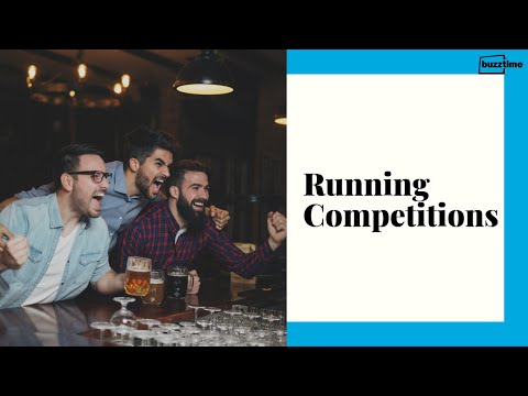 Competitions at Your Bar or Restaurant with Buzztime