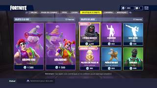 "FORTNITE BOUTIQUE From September 24th New Skin ""The OCCULTE ETOILE"""