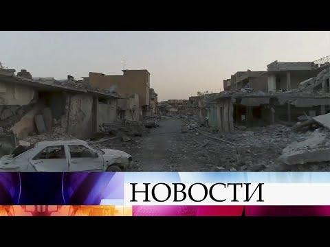 СМИ: Вовремя операции поосвобождению Мосула погибли десятки тысяч мирных жителей.