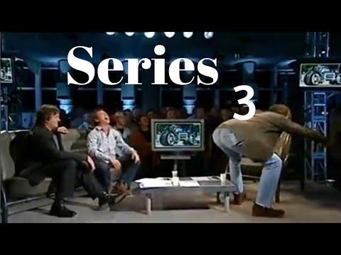 Top Gear News : Series 3 (Best Moments | Unseen Footage)