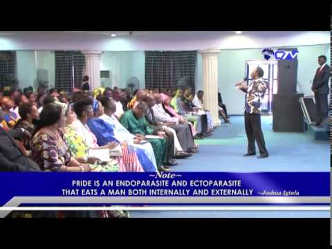 Download SECURING YOUR THRONE MESSAGE PT3 BY BRO. JOSHUA IGINLA