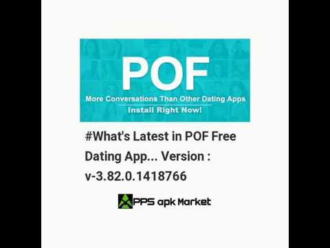 pof dating app download