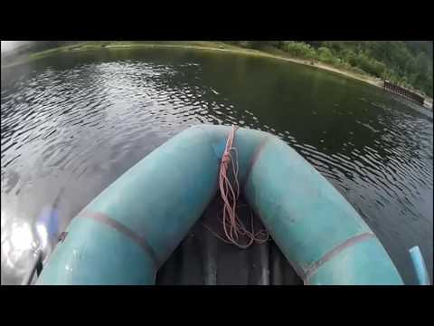 лодка из камеры youtube