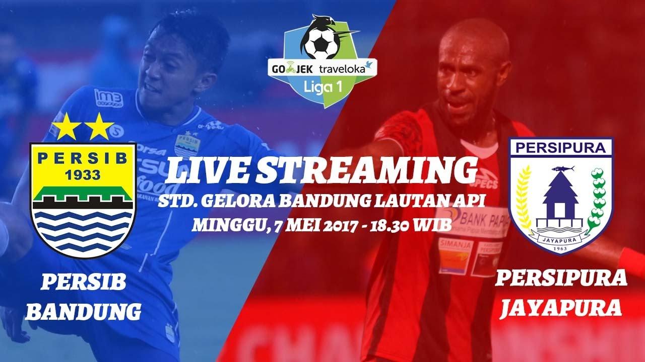Live Streaming Persib: [ Live Streaming ] PERSIB VS PERSIPURA Liga 1 Gojek