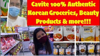 CAVITE KOREAN GROCERY STORE TOUR | DONGWON KOREAN GROCERY STORE | AUTHENTIC & LEGIT KOREAN PRODUCTS
