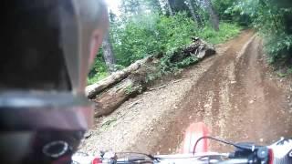2004 Maico 500 Test Ride