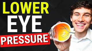 Natural Glaucoma Treatment for High Eye Pressure - How to Lower Eye Pressure Naturally