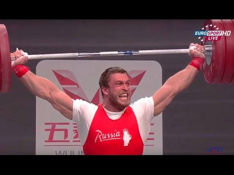 2011 World Weightlifting Championships, Men 105 kg \ Тяжелая