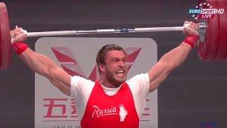 2011 World Weightlifting Championships, Men 105 kg  Тяжелая Атлетика. Чемпионат Мира(, 2014-02-02T11:09:43.000Z)