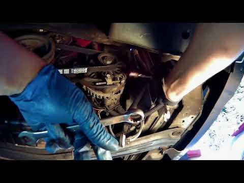 2001 Nissan Quest 3.3L V6 - Water Pump - Timing Belt