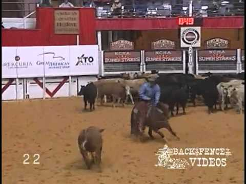 Don't Look Twice ~ 2009 NCHA Super Stakes