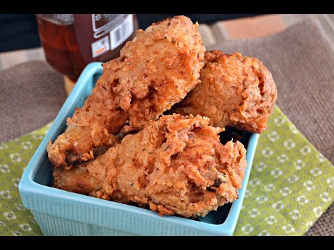 Fried Chicken Recipe | How To Make Buttermilk Fried Chicken