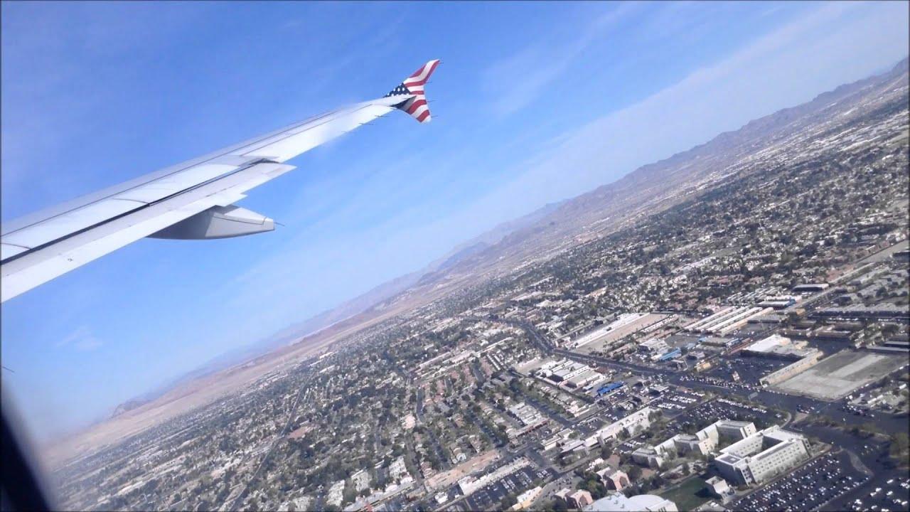 Virgin America Flight VX913 - Las Vegas to San Francisco - YouTube