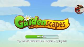 Gardenscapes Level 351 Easy
