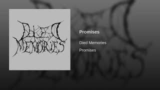 Baixar Died Memories - Promises ( Single )
