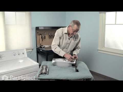 Dryer Repair- Replacing the Heater Element (Whirlpool Part # 3387747 on