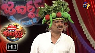 Rocket Raghava Performance – Jabardasth - 1st September 2016 – ETV  Telugu