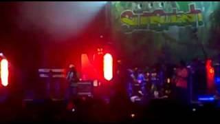 Capleton-Toppa tings  Rototom Sunsplash 2011 LIVE