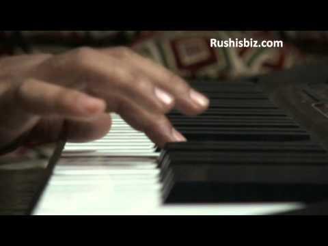 Manam Movie Theme Piano Instrumental  - Telugu by Rushi