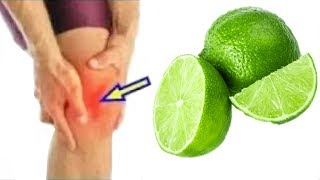 An amazing recipe for treating knee and joint pain is a 100% successful method  at home