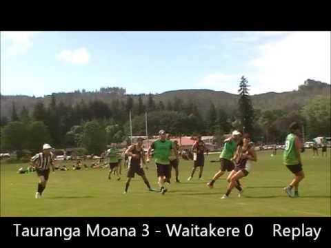 Tauranga Moana Touch Maori Nationals 2015 - Masters