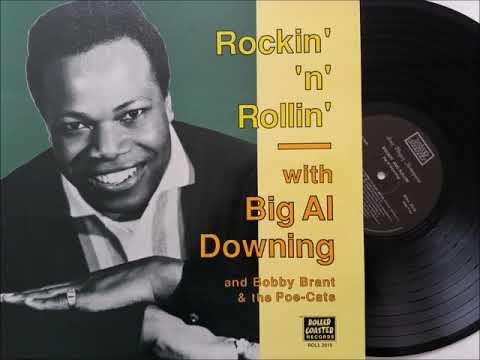 Big Al Downing - It Must Be Love