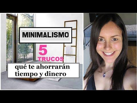 5 TRUCOS PARA AHORRAR TIEMPO Y DINERO MINIMALISMO